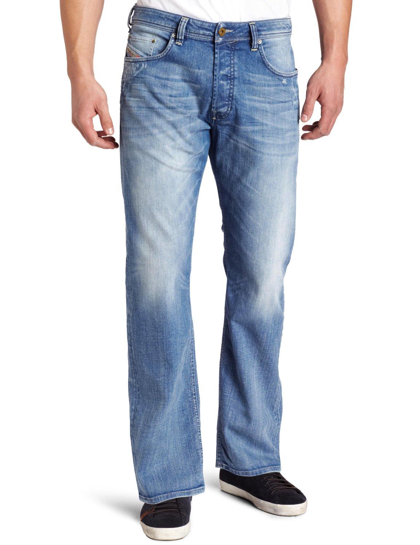 Disel Men's Low Rise Jeans